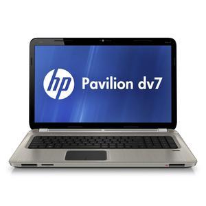 "HP Pavilion dv7-4090sf 17"" Core i5 2,66 GHz - HDD 1 TB - 4GB - teclado francés"