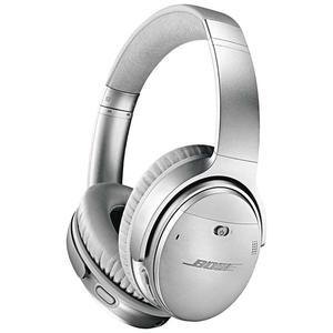 Kopfhörer Rauschunterdrückung Bluetooth mit Mikrophon Bose QuietComfort 35 - Grau