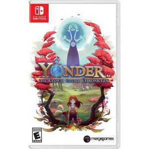 Yonder: The Cloud Catcher Chronicles - Nintendo Switch