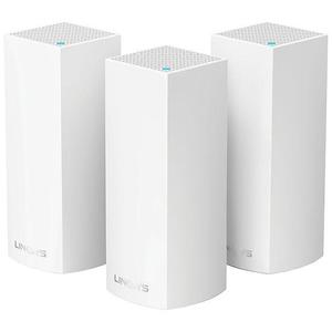 Router Linksys Velop 3er-Pack - Weiß