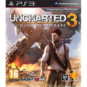 Uncharted 3 L'illusion De Brake - PlayStation 3