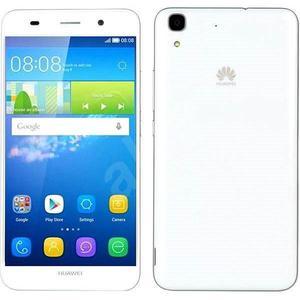 Huawei Y6 8 gb Διπλή κάρτα SIM - Άσπρο Περλέ - Ξεκλείδωτο