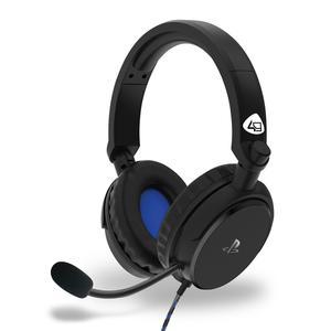 Casque Réducteur de Bruit Gaming avec Micro 4Gamers PRO4-50S - Noir