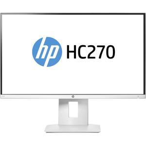"Écran 27"" LED QHD HP HC270"