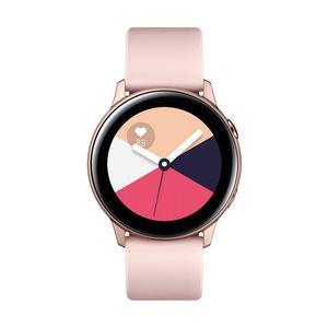Relojes Cardio GPS  Galaxy Watch Active - Oro rosa