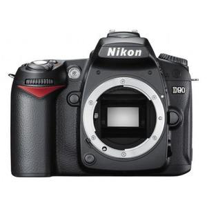 Nikon D90 Hybrid 12Mpx - Black