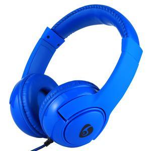 Casque avec Micro Ovleng X1BL - Bleu