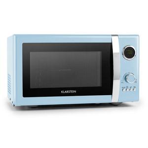 Micro-ondes multifonction Klarstein Fine Dinesty 23L 800W - Bleu