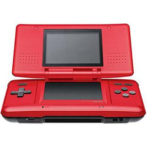 Nintendo DS - HDD 0 MB - Rot
