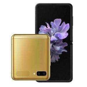 Galaxy Z Flip 256 GB (Dual Sim) - Sunrise Gold - Unlocked