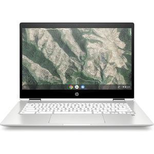 HP Chromebook X360 14B-CA0000SF Pentium Silver 1,1 GHz 64Go eMMC - 4Go AZERTY - Français