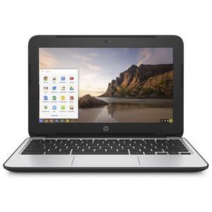 HP ChromeBook 11 G4 Celeron 2.16 GHz 16GB eMMC - 2GB QWERTY - English (US)