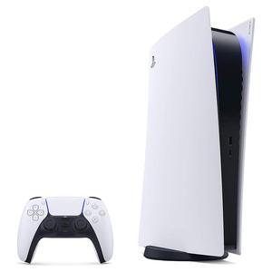 Console Sony Playstation 5 Digital Edition 825 Go - Blanc
