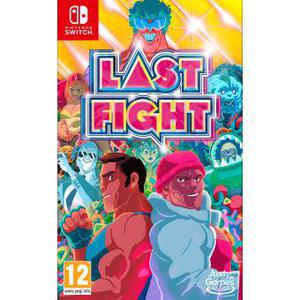 Last Fight - Nintendo Switch
