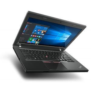 "Lenovo ThinkPad L460 14"" Core i5 2,4 GHz - SSD 120 GB - 8GB AZERTY - Französisch"
