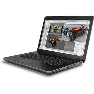 HP ZBook 17 G3 17.3-inch (2018) - Xeon E3-1535M v5 - 64GB - SSD 1 TB + HDD 1 TB QWERTY - English (UK)