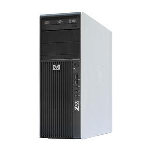 HP Z400 Workstation Xeon 2,66 GHz - HDD 250 GB RAM 12 GB