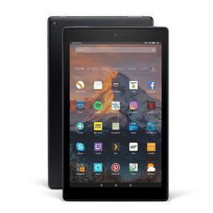 Amazon Fire HD10 9th Gen (2017) - HDD 32 GB - Black - (WiFi)