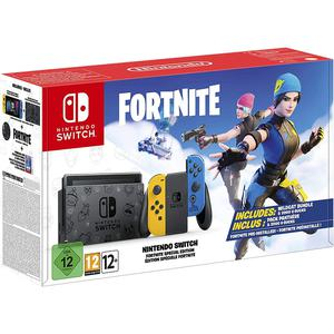 Nintendo Switch - HDD 32 GB - Negro