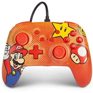 Powera Enhanced Nintendo Switch Super Mario Vintage