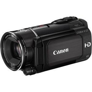 Cámara Canon Legria HF S21 Negro