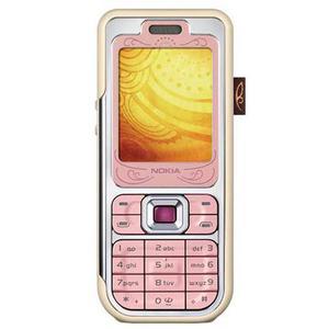 Nokia 7360 - Rosa- Ohne Vertrag