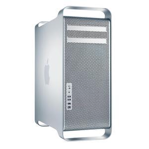 Mac Pro (Janvier 2008) Xeon 2,8 GHz - HDD 500 Go - 4 Go