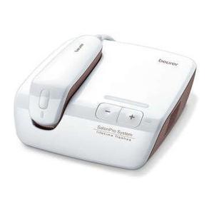 Épilateur à Lumière Pulsée Beurer IPL 10000+ SalonPro System - Blanc