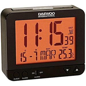 Radio Daewoo DCD200B alarm