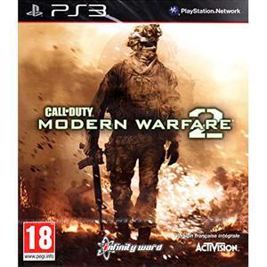 Call of Duty Modern Warfare 2 - PlayStation 3