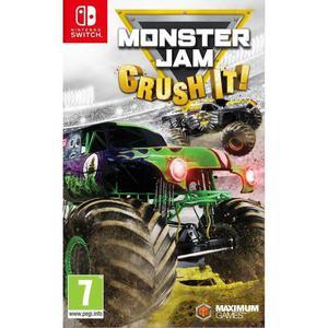 Monster Jam Crush It - Nintendo Switch