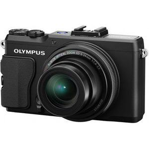 Cámara compacta Olympus Stylus XZ-2 iHS - Negro + lente Olympus Zuiko Digital 28-112 mm f/1.8-2.5