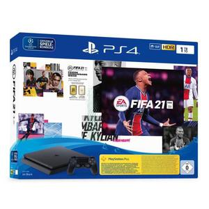 Console Sony PlayStation 4 Slim 1 To - Noir + FIFA 21