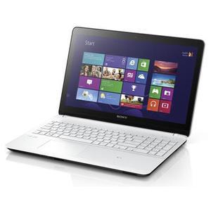 """Sony Vaio SVF152C29M 15"""" Pentium 1,8 GHz - HDD 500 GB - 4GB AZERTY - Französisch"""