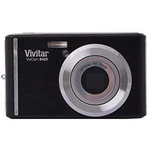 Compact Vivitar S425 - Nero - Nikkor 4x Optical Zoom Lens 24-120 mm f/4