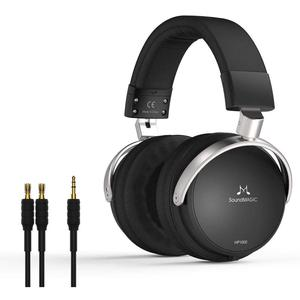 Soundmagic HP 1000 Μειωτής θορύβου Ακουστικά - Μαύρο