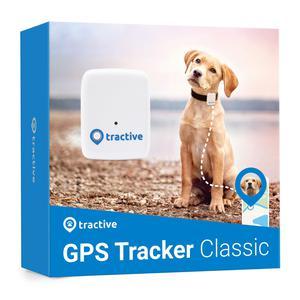 Tractive GPS Hunde Tracker mit unlimitierter Reichweite