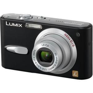 Panasonic Lumix DMC-FX3 + Lumix 5,8-105mm f/2,8-5,6