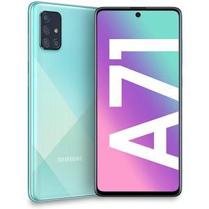 Galaxy A71 128 Gb Dual Sim - Azul - Libre