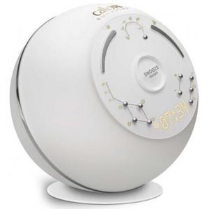 RADIO Simulatore di sveglia illuminata all'alba CALOR EV7009