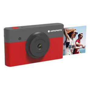 Instantané - Agfaphoto Realipix Mini S Noir/Rouge Agfaphoto Agfaphoto 25.4 mm f/2.2
