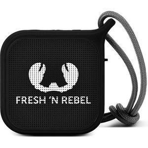 Altoparlanti Bluetooth Fresh 'N Rebel Rockbox Pebble - Nero