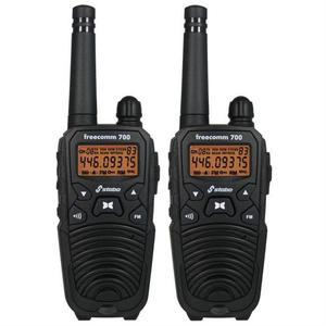 Talkie-Walkie STABO FREECOMM 700 - Nero