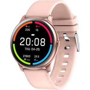 Smart Watch Cardio­frequenzimetro Abyx Fit Air - Rosa