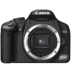 Spiegelreflexcamera Canon EOS 450D - Zwart + lens Tamron 17-50 mm f/2.8 XR Di-II LD Aspherical [IF] Autofocus