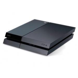 PlayStation 4 Fat - HDD 500 GB - Schwarz