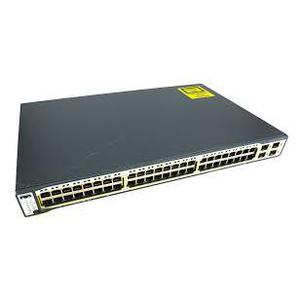 48-Port-Switch Cisco Catalyst C3750-48TS-S