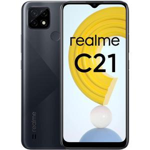 Realme C21 64 Gb Dual Sim - Schwarz - Ohne Vertrag