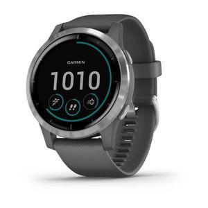 Montre Cardio GPS Garmin Vívoactive 4 - Argent