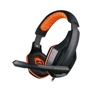 Casque Gaming avec Micro Ardistel Blackfire BFX-10 - Noir/Orange